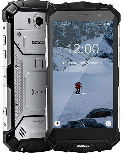 DOOGEE S60 LITE Rugged Smartphone Octa-Core, IP68 Cellulare Android 8.1...