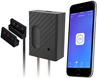 comprar comparacion EACHEN Controlador de Puerta de Garaje WiFi funciona con Alexa/Google Home/Ewelink APP/IFTTT, Controle la Puerta de su Gar...