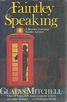 Hardcover Faintley Speaking Book