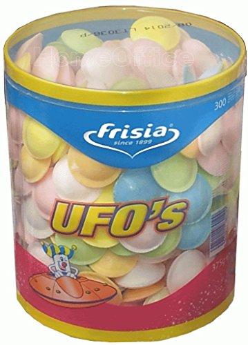Frisia UFO's (British Flying Saucers) x 300