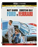 Ford v Ferrari 4k Ultra Hd [Blu-ray]