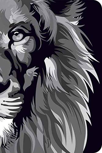 Bíblia NVT 960 Lion Colors Black & White - Letra Normal: Nova Versão Transformadora