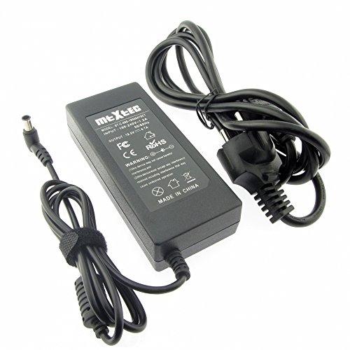 MTXtec Fuente de alimentación, 19.5V, 4.7A para LG R510 con Enchufe 6.0x4.4mm Alrededor de