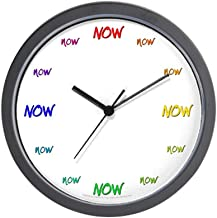 CafePress-Now-Wall Clock