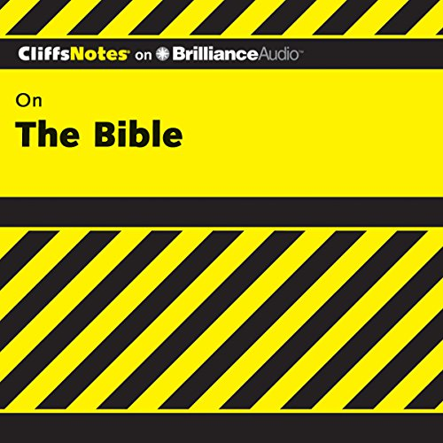Couverture de The Bible: CliffsNotes