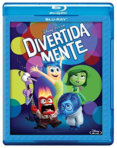 Divertida Mente [Blu-ray]