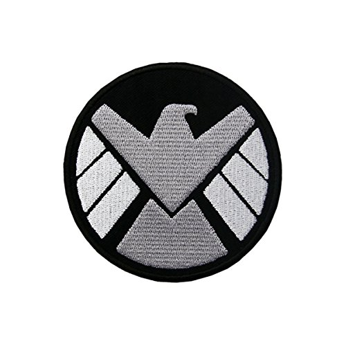 CasStar Aufnaeher Aufbuegler Patches Applikation Buegelbild Avengers Agents of Shield