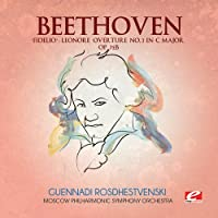 Fidelio Leonore Overture 3 C Major