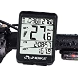 Lightinthebox IC321 - Odómetro inalámbrico para Bicicleta de montaña/Carretera