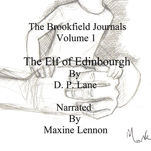 The Elf of Edinburgh audiobook cover art
