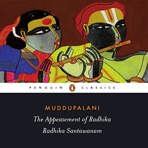 The Appeasement of Radhika audiobook cover art