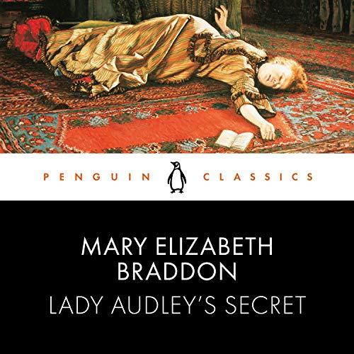 Lady Audley's Secret audiobook cover art
