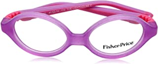 Fisher-Price FPV30 Oval Medical Glasses for Kids - Purple