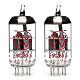Pair of JJ ECC83s/12AX7 Preamp Vacuum Tube
