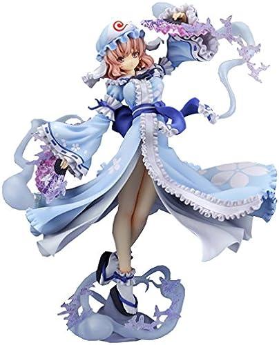 Touhou Project  Yuyuko Saigyouji (PVC Figure)