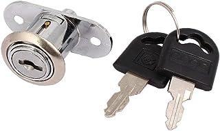 New Lon0167 Vitrine En vedette Maison Bureau efficacité fiable repousse piston vérin Cabinet serrue 2 clé(id:6b8 d9 f9 ab3)