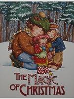 メアリー・エンジェルブレイト クリスマスのマジック ホリデー ノートカード 8枚