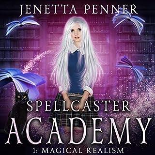 Spellcaster Academy cover art