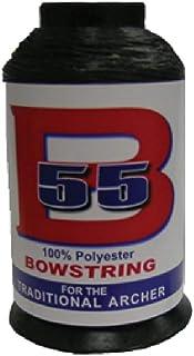 BCY B55 String Material Black 1/4 lb.