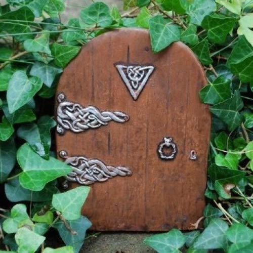 Magical Doorway Fairy Door Large - miniatuur deur voor plinten, muren en bomen