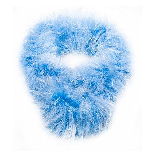 Zerimar Bufanda Pelo | Bufanda Pelo Mujer | Bufanda de Pelo | Bufanda de Cuello Piel | Bufande de Cuello Mujer | Bufandas de Cuello