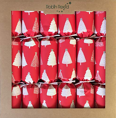 Robin Reed 6 x 12 inch Handmade ECO crackers Fully...