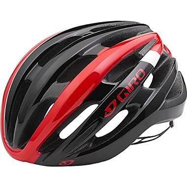 Giro Foray Helmet - Men's Bright Red/Black Large
