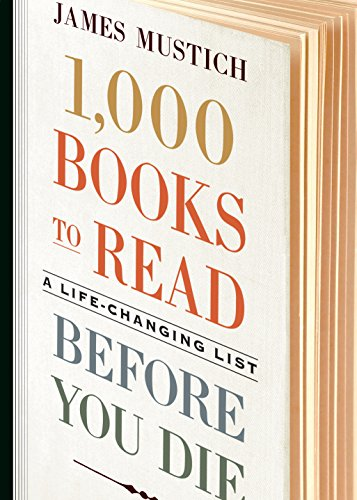 1000 books you must read book