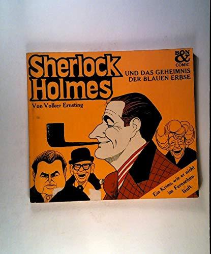 Sherlock Holmes und das Geheimnis der blauen Erbse Comic