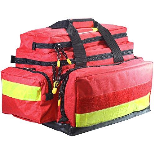 Notfalltasche MINISTER XL Rot Nylon 50 x 34 x 32 cm Trauma Bag