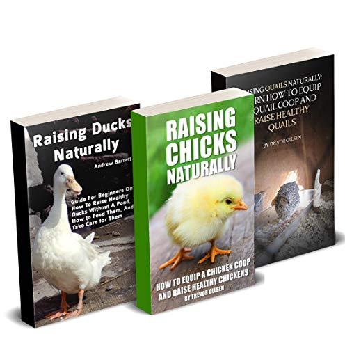 Homesteading Birds Farm: How To Raise Ducks, Chickens, And Quails On Your Farm by [Trevor Ollsen]