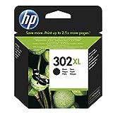 HP original - HP - Hewlett Packard OfficeJet 3800 Series (302XL / F6U68AE#301) - Druckkopf schwarz - 330 Seiten - 8,5ml