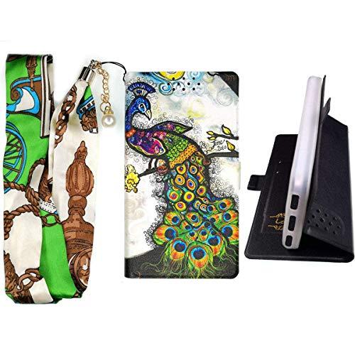 Lovewlb Hülle für Energizer Powermax P16k Pro Hülle Flip PU-Leder + Silikon Cover Case Fest KQ