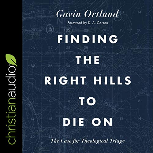 Finding the Right Hills to Die On cover art
