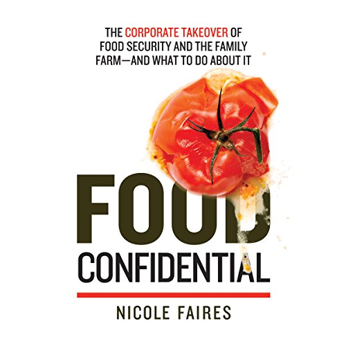 Food Confidential audiobook cover art