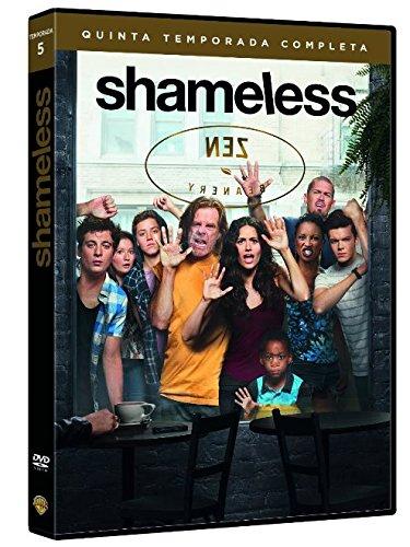Shameless Temporada 5 [DVD]