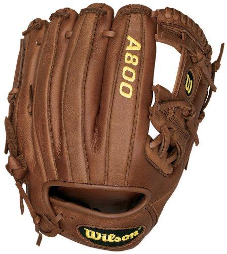 Wilson A800 1786 Infielder'sBaseball Glove (11.5-Inch)