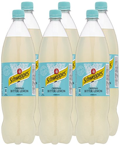 Schweppes Bitter Lemon 6er Pack - 6