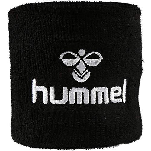 hummel Schweißband Old School Small Black/White One Size