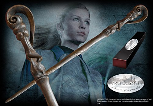 The Noble Collection Fleur Delacour Charakterstab