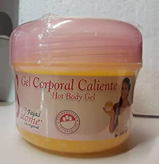 Colombian Hot Body Gel/Gel Corporal Caliente Adelgazante 14 Oz 400g (400g)