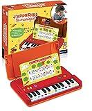 Avec J'apprends la musique, les enfants interprètent des mélodies simples et connues Une première initiation aux instruments de musique avec un système d'auto correction qui permet à l'enfant de jouer seul Au total 12 partitions évolutives à jouer. T...