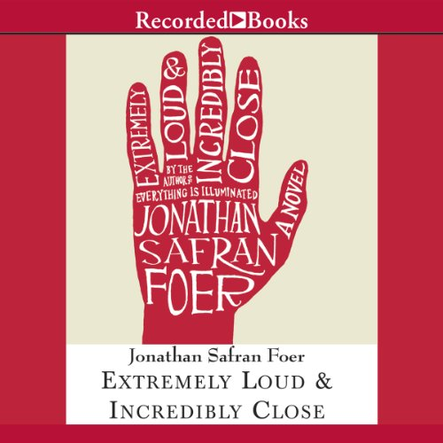 Extremely Loud and Incredibly Close audiobook cover art