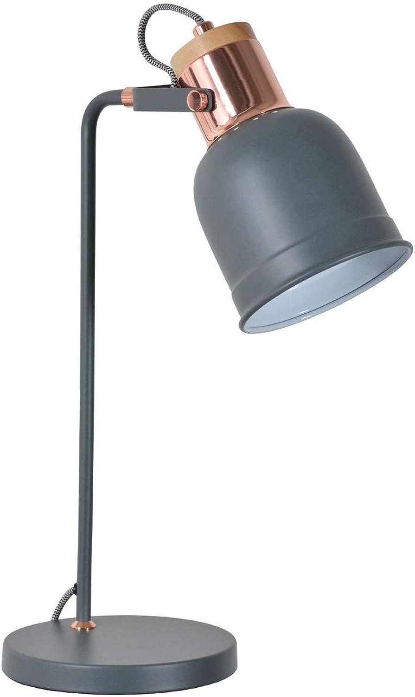 MOSS Lampe en métal L33 x x x H50 cm Anthracite et cuivre B07647MF1B | Starke Hitze- und Abnutzungsbeständigkeit  d18c74