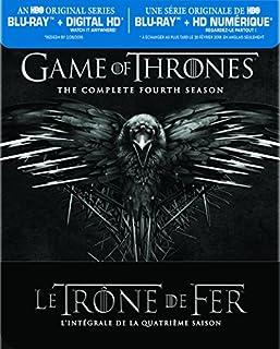 Le Trône de Fer: Saison 4 [Blu-ray + HD numérique] (B00KHWSE04)   Amazon price tracker / tracking, Amazon price history charts, Amazon price watches, Amazon price drop alerts