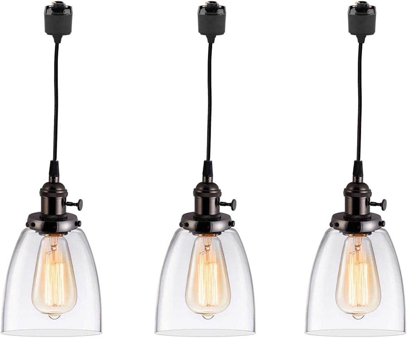Nippon regular agency KIVEN 3-Lights H-Type Track Max 72% OFF Pendant Lighting Dimmable Pendants