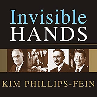 Invisible Hands cover art