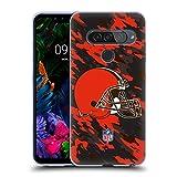 Head Case Designs sous Licence Officielle NFL Camou Cleveland Browns Logo Coque en Gel Doux...