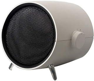 ZHHL Calentadores de ventilador, calentadores eléctricos domésticos pequeños Radiador Ahorro de calor rápido - con 3 configuraciones de calor, protección contra sobrecalentamiento (blanco) A1