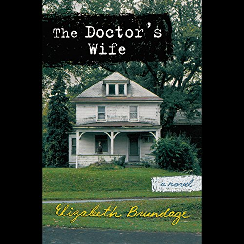 The Doctor's Wife audiobook cover art